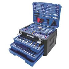 Mechanic tool set Kobalt 232-PCS Standard SAE and Metric  Mechanics Tool Set NEW