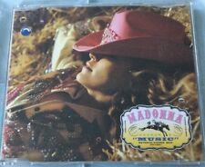 Maxi-CD Madonna - Music (2000) 4 Mixe Guter Zustand