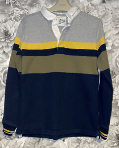 Boys Age 9-10 Years - M&S Long Sleeved Top