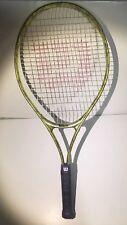 Wilson Radagator 110 Tennis Racquet Racket Grip 4 1/4 With Case