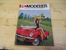 VINTAGE RC MODELER MAGAZINE APRIL 1972 AIRPLANE MODELS AND MORE !!