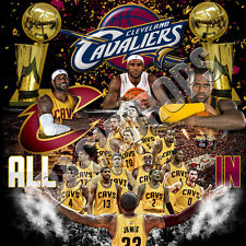10X10 CLEVELAND/CAVALIERS NBA CHAMPIONSHIP 2016  BACKDROP/BACKGROUND/BANNER