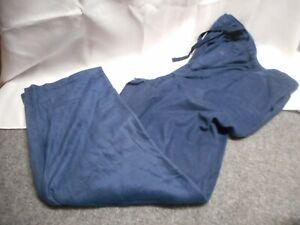 JOE BOXER Men's LOUNGING SLEEP PANTS XL DARK BLUE NWOT