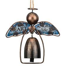 New Regal Sentiment Angel Bell - Blue