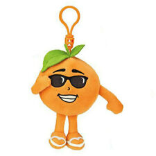 Whiffer Sniffers Sonny Shine Orange Scented Adorably Cute Backpack Clip