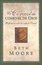 Un Corazn Como el de Dios: Reflexiones Sobre la de David (Spanish Edition)
