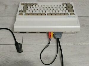 AMIGA to Scart cable WITH AUDIO ,High Quality, A500, A600, A1200, A2000 ,