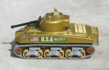 Sherman Tank Matchbox Battle Kings K101  Rar Fast mint