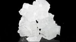 Desi mishri , rock sugar white ayurveda mishri PURE FREE SHIP --- 1 KG / 2 LB