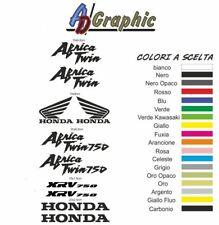 kit adesivi adesivo Stickers pegatina decal sticker honda africa twin 750 xrv