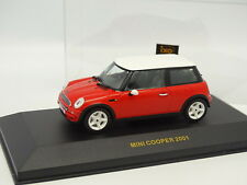 Ixo 1/43 - BMW Mini Cooper 2001 Rosso