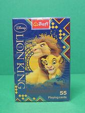 Jeu de 52 cartes + 3 Jokers Le Roi Lion Disney Playing cards The King Lion TREFL