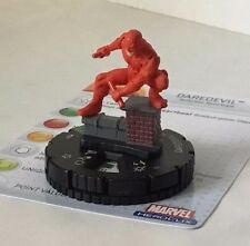 HeroClix Incredible Hulk #021  DAREDEVIL  Marvel