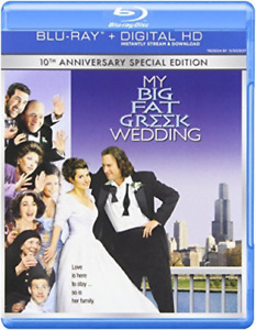 MY BIG FAT GREEK WEDDING / ...-MY BIG FAT GREEK WEDDING (US IMPORT) Blu-Ray NEW