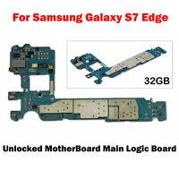 For Samsung Galaxy S7 Edge(SM-G935F) 32GB Unlocked MotherBoard Main Logic Board