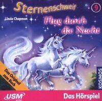 STERNENSCHWEIF - FOLGE 9: FLUG DURCH DIE NACHT  CD NEW