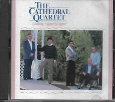 """THE CATHEDRAL QUARTET........""""CLIMBING HIGHER & HIGHER""""..........RARE HTF OOP CD"""