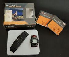 TIMEX orologio digitale a monitoraggio frequenza cardiaca + velocità e distanza