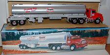 1975 Texaco Tanker Truck Working Head & Taillights Logos Light Up & Horn Sounds