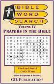 Bible Word Search Puzzles, Vol. IV : Prayer in the Bible (By Akili Kumasi)