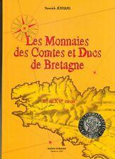 Les Monnaies des comtes et Ducs de Bretagne Y. JEZEQUEL