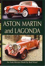 Book - Aston Martin Lagonda - DB4 DB5 DB6 Virage Vanquish Vantage - Auto Review