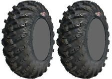 Pair 2 GBC Grim Reaper 27x11-14 ATV Tire Set 27x11x14 27-11-14