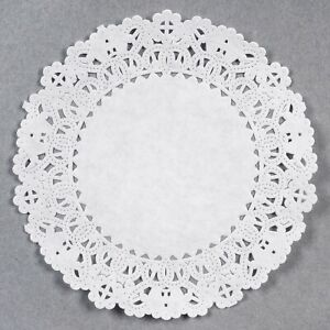 """USA SELLER  10"""" LACE DOILIES (500) FREE SHIPPING US ONLY"""