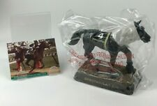 1979 Kentucky Derby Winner SPECTACULAR BID Limited Edition Bobble Head with box