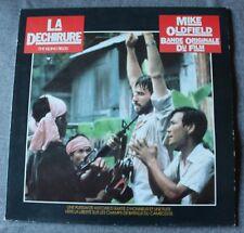 Mike Oldfield, la dechirure / killing fields - BO du film / OST, LP - 33 tours