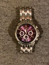 Invicta II Men's Specialty Swiss Chrono Watch, 2876, Sapphire Crystal