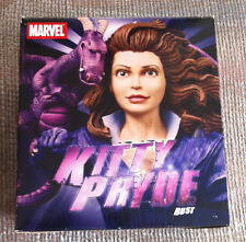 MARVEL UNIVERSE X-MEN KITTY PRYDE BUST WITH LOCKHEED DRAGON