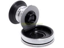 Pentacon Six mirino magnifier 2,7x con regolazione diottrica. Imballo originale.