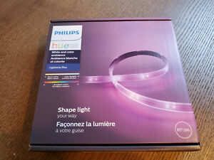 Philips Hue White  & Color Ambiance Lightstrip Plus 2m (strip only, extension)