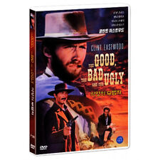 The Good, the Bad and the Ugly (1966) DVD - Clint Eastwood *New *Sealed *All