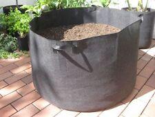 500 LITRI – ø103 x 60cm pflanzsack con manici coltiva ceneri pentole Grow Bag