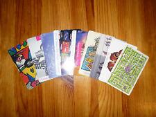 9 Telefonkarten aus den 90ern Deutsche Telekom 12 DM 50 DM