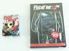 Friday The 13th 1980 DVD Horror With Jason Voorhees Playing Card Set