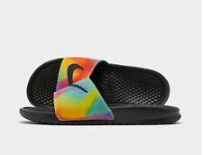 Nike Men's Benassi JDI Print Tie Dye Slide Sandals - Size 12 M