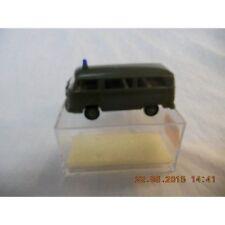 Plastic Diecast Military Buses