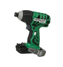 NEW HITACHI IMPACT DRIVER 18V LI-ION WH18DL BARE TOOL USES POST TYPE BATTERIES