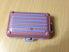 Barbie Doll My Scene Nolee Jammin In Jamaica Travel Luggage Bag Suitcase W Wheel
