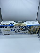 Bounty Hunter Tracker Iv Metal Detector - 3 Mode