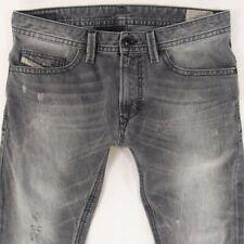 Mens Diesel THAVAR 0841B Slim-Skinny Blue Jeans W32 L30
