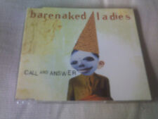 BARENAKED LADIES - CALL AND ANSWER - UK CD SINGLE