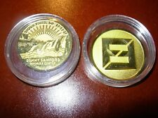 Foo Fighters Concert Tour Coin Sioux Falls 11-1-17 2017