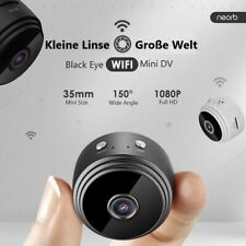 1080P HD WLAN Mini Kamera Wireless Überwachungkamera Hidden Spion Kamera Spycam