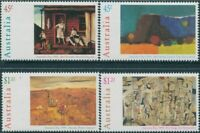 Australia 1995 SG1503-1506 Australia Day Paintings set MNH