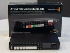 Blackmagic ATEM Television Studio HD. Hardly used, excellent condition.