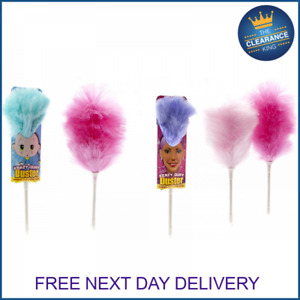 Mini Cleaning Duster Dust Magic Soft Cleaner Handle Feather Anti Static Small